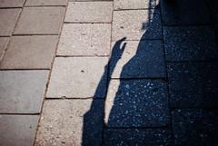 coast (ewitsoe) Tags: shadow city street ewitsoe nikond80 35mm shade walking summer people pedestrian citylife life split atlas map fun poznan poland