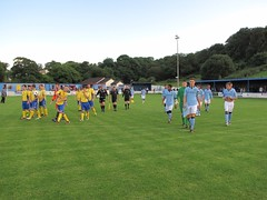 120815 PSF Colwyn Bay v Man City (66) (@putajumperon) Tags: manchestercityfc preseasonfriendly colwynbayfc groundhop1881