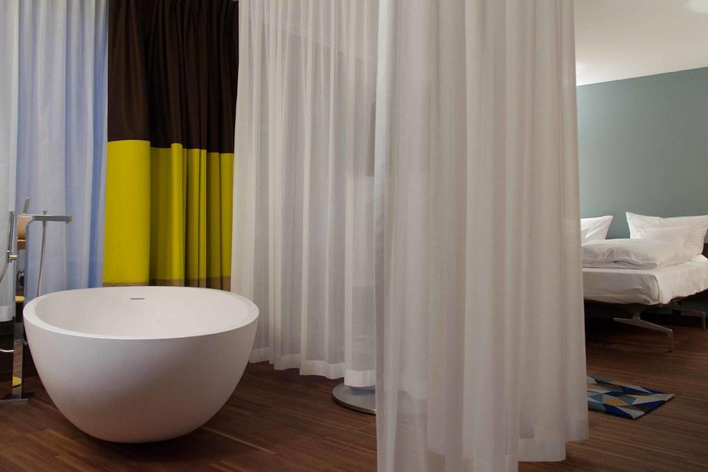 Neuer ffnung designhotel 25hours hotel in z rich west for Designhotel 54
