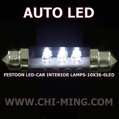 We Chiming developed the first generation leaders of Taiwan LED Festoon bulb (xpeledming) Tags: bulb taiwan first we led leaders developed generation festoon chiming