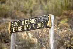 3.500 meters (losacchi) Tags: travel brazil mountain minasgerais brasil trail espiritosanto picodabandeira manhumirim altodocapao altodojequitiba