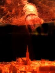 St. Stephen`s Cathedral Vienna ~ Stephansdom - Wien Museum (hedbavny) Tags: vienna wien urban reflection history glass austria licht sterreich model hand dom finger sightseeing mockup stephansdom turm spiegelung modell gebude glas tourismus innenstadt vitrine urbane 1010 1420 karlsplatz zeigen geschichte modellbau historisch wahrzeichen steffl kirchturm stadtansicht innerestadt kirchturmspitze glaskasten schaukasten attraktion 1bezirk stephanskirche lichtreflex nachbau nachbildung fingerzeig wienmuseum durchsicht glasscover domkircheststephanzuwien glassturz