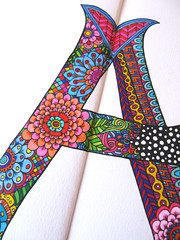 'A' colour