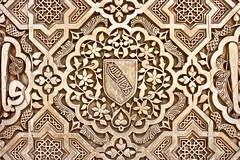 Nasrid Palaces / Palacios Nazares, La Alhambra (Trevor.Huxham) Tags: spain andalucia worldheritagesite alhambra moorish granada canonefs1855mmf3556is canoneosdigitalrebelxs