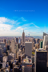 Empire State Of Mind (Explored) (Jani Foeldes) Tags: new york city usa building photography nikon state d manhattan explore mind empire mm nikkor 18105 jmk 7000 explored of