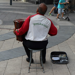 Accordion (Been Around) Tags: street music vacances musiker europa europe urlaub travellers eu accordion bulgaria burgas oldtown blacksea 2012 bul akkordeon bulgarien blackseacoast chernomore  schwarzesmeer  thisphotorocks schwarzmeerkste visipix bulgarianblackseacoast