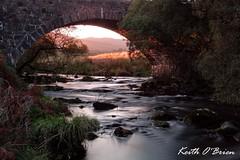 IMG_6844F (Cilmeri) Tags: longexposure trees water wales landscapes bridges sunsets rivers slowshutter snowdonia gwynedd eryri trawsfynydd