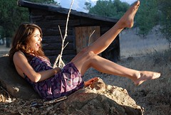 Pretty Cowgirl with a Gold 45 Revolver (45SURF Hero's Odyssey Mythology Landscapes & Godde) Tags: girls boy woman brown hot sexy girl beautiful beauty female hair gold cow athletic women pretty legs gorgeous ashley western belle tall shooter bella females cowgirl thin six fit 45surf