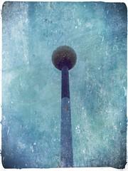 160 of 365 - Flashing Pole