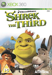 Shrek The Third: The Game