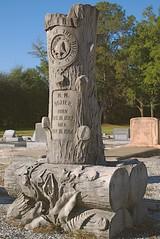 Woodmen of the World Monument (kzural) Tags: monument florida tombstone kitlens roadtrip pentaxk7 pentax1855wr