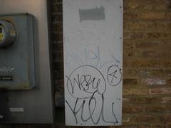 MANDO, SIVEL, WERE & KEL (Billy Danze.) Tags: chicago graffiti mando were d30 kel sivel j4f
