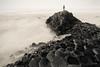 Northern Ireland - Giant's Causeway (sadaiche (Peter Franc)) Tags: longexposure travel ireland northernireland giantscauseway basalt singleperson northireland