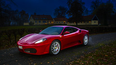 Ferrari F430 (wolnerchris) Tags: car canon eos driving mark iii christopher ferrari exotic 1d f l mm f28 ef 430 2470 mygearandme wlnerhanssen