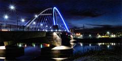 LOWRY AVENUE BRIDGE LANDSCAPE (strandviewphotos) Tags: mn hennepin top20bridges