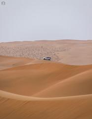 (Abdulrahman AlShetwi) Tags: cloud sun car sand cloudy saudi arabia sands                                       alshetwi    almuthnab