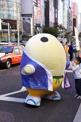 DSC04368.jpg (ntstnori) Tags: street tokyo ginza character  chuo 2012 yuruchara