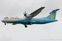 JetKonnect ATR 72-600 cn 1056 F-WWEQ // VT-JCX (Clment Alloing - CAphotography) Tags: test cn canon airplane airport aircraft flight airbus toulouse airways aeroport aeropuerto blagnac spotting tls atr 1056 100400 lfbo 72600 fwweq jetkonnect vtjcx