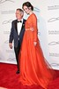 Neil Sedaka and Coco Rocha The Silver Hill 2012 Gala New York City