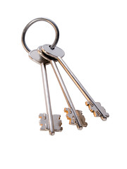 bunch of golden keys on the ring isolated on white (Maxim Tupikov) Tags: life door white house macro home metal vintage cutout studio keys real gold idea golden three still keyring iron estate symbol lock path many steel room over entrance objects security ring business indoors bunch access inside concept enter unlock distrust protection item locksmith solution isolated entry clipping symbolic realty mistrust safeguard