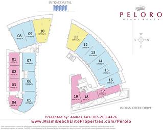Peloro Miami Beach Project Layout