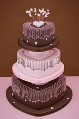 Cake (divinumphoto) Tags: cake bag strawberry heart chocolate luxury