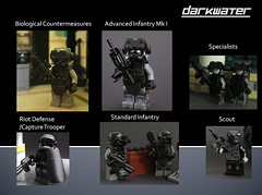 DARKWATER Guide (The Purge) Tags: lego darkwater thepurgedarkwater darkwaterfigs darkwaterguide