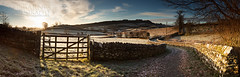 Path in the Lake District (Pete Barnes Photography) Tags: panorama lake cold ice church field rock wall sunrise landscape photography pub gate frost photographer path lakes lakedistrict panoramic drystone punchbowl landscapephotography crosthwaite landscapephotographer petebarnes