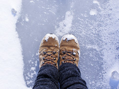 Xirmi  on the rocks (xirmi) Tags: snow ice nieve hielo navarra urbasa