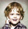 Eminem before he became famous, aged 4 years old Credit:WENN