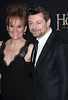 Lorraine Ashbourne, Andy Serkis, Premiere of 'The Hobbit: Unexpected Journey' New York City