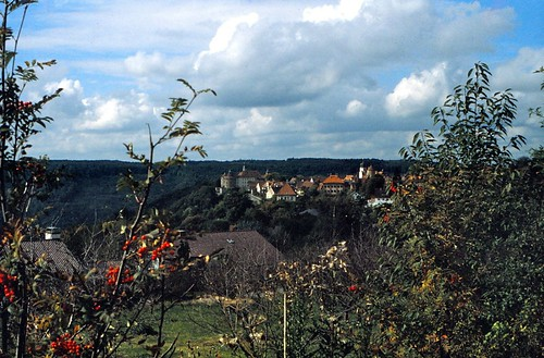 West Germany - Langenburg - Sep by Ladycliff, on Flickr