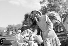 Friends (beltz6) Tags: girls friends love film girl nikon friend friendship wheelchair nikonem