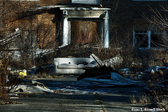 Get Me a Beer Please (TooLoose-LeTrek) Tags: trash decay detroit couch abandon hs30