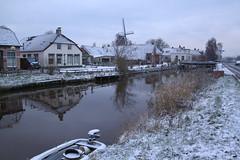 Emanuatil in Groningen (willemsknol) Tags: winter snow landscape sneeuw groningen landschap hoogkerk willemsknol emanuatil