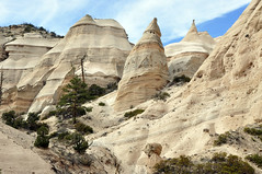 Kasha-Katuwe Tent Rocks, National Monument, NM (imageseekertoo (Wendy Elliott)) Tags: newmexico tentrocks nationalmonument rockformations slotcanyon kashakatuwetentrocks newmexicousa tentshapedrocks