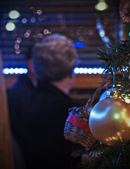 Christmas Portrait (mountain_doo2) Tags: christmas light aperture long exposure decoration ornament captain toms yabbadabbadoo d7000