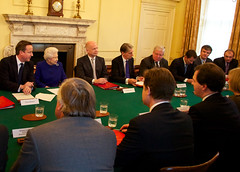 The Queen attending Cabinet (The Prime Minister's Office) Tags: royalty thequeen ukgovernment primeministerdavidcameron