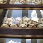 The Killing Fields Stupa and Memorial of Choeung Ek, Cambodia thumbnail