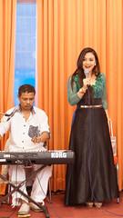 Wedding Singer (Firly Firman) Tags: weddingsinger singer sonya6000 a6000 takumar55mmf18 takumar manuallens takumar55mm indonesiansinger