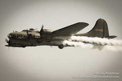 B17 Sally B (Ashley Middleton Photography) Tags: boeing aircraft england unitedkingdom sallyb eastsussex events sally bb17flyingfortress airshow eastbourne b17 europe