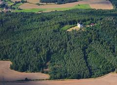 DSC_0209 (jirikoo) Tags: plane woods view dam aircraft sightseeing meadow aerial pasture valley czechrepublic ultralight vltava moldau theczechrepublic orlik pribram
