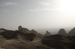 Jebel Hafeet, Al Ain (Nathan McClatchey) Tags: jebel haft al ain abu dhabi uae united arab emirates gulf sun desert sand mountain sky rocks outdoors travel photo day