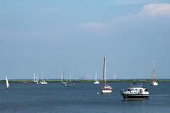 Boats On Kinselmeer, North Holland (elhawk) Tags: northholland northamsterdam kinselmeer boats