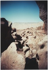 Fossil Falls (kevinmarquezphoto) Tags: vivitar ultra wide slim 35mm toy inyo national forest nature hiking 395