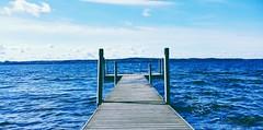 shout (Eppu Jppinen) Tags: finland lake water wind windy cloud clouds