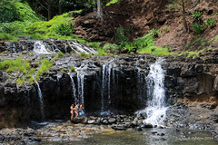 Secret Beach 2016 (15 of 24) (Chuck 55) Tags: secretbeach waterfalls beach pools kauai hawaii