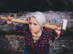 Miri (tinto) Tags: inkedgirl girl tattoo portrait blond axe lumberjack cuddlebeard omd olympus em10 m43 microfourthird mft vsco vscofilm tintography mzuiko 25mm mzuiko25mm mzuiko25mm18 f18