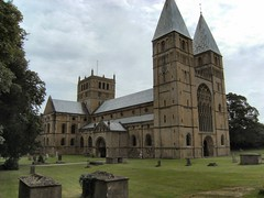 Southwell Minster (Mrs Fogey) Tags: church minster southwell nottinghamshire