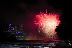 3Q0A9563e (agentsmj) Tags: niagarafalls newyork roadtrip vacation landmark outdoors waterfall tourism exploration summer humid august 2016 scenic beautiful night dark fireworks lights